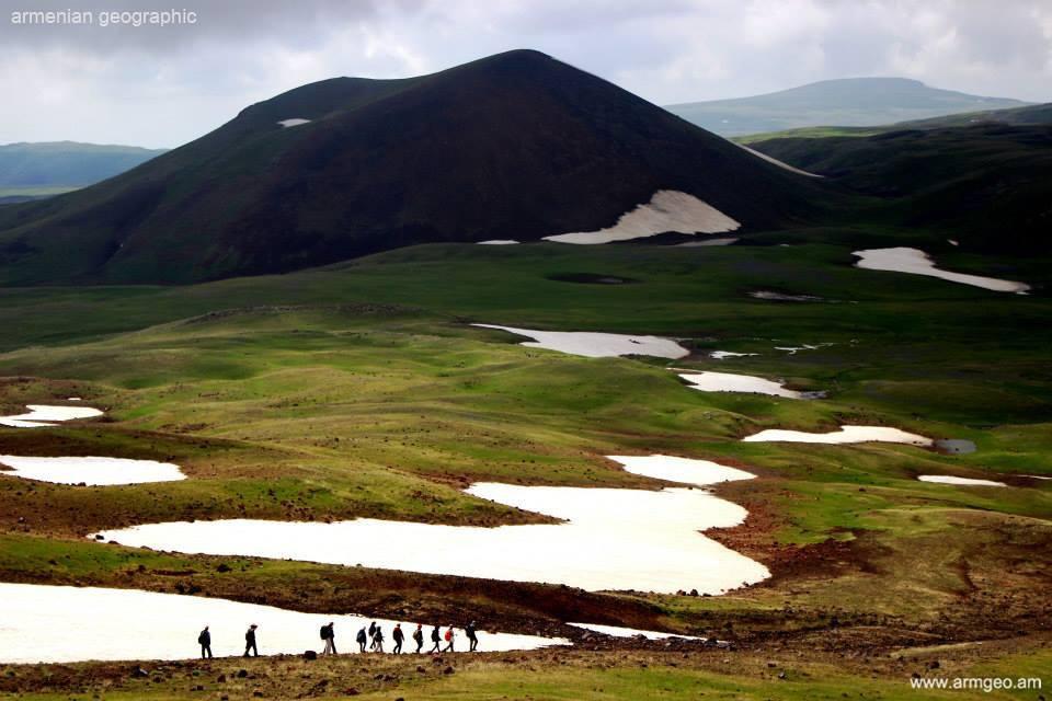 Հայկական աշխարհագրական նախագիծ