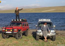 Озера Ал, походы по Армении