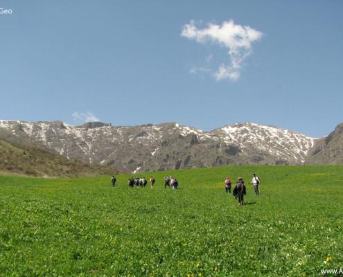Քարկատարի լեռներ
