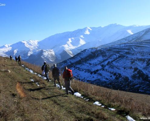 Կարմրակողի լեռներ