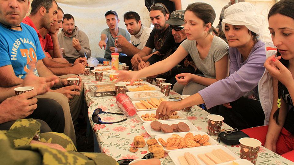 ճամբարային խոհանոց