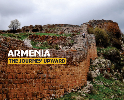Armenia - The Journey Upward