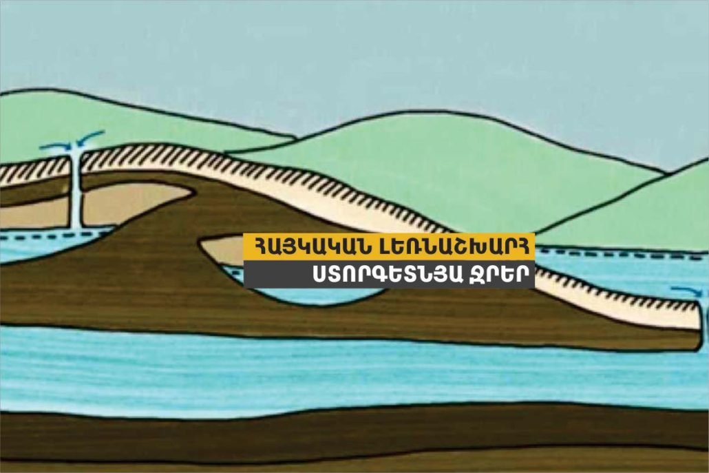 Հայկական լեռնաշխարհի ստորգետնյա ջրերը