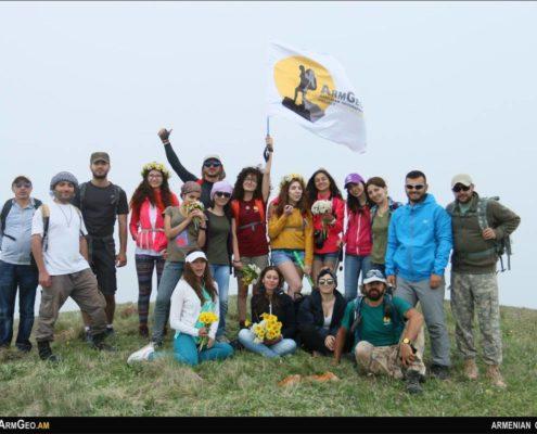 Պուտաքար, կարկտասար, Արեգունու լեռներ