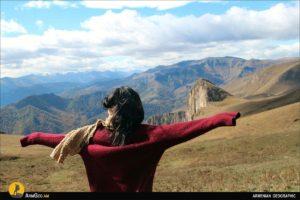 Гора Сарцапат / Горы Армении