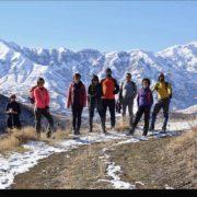 Տապալոց լեռ / Արշավներ Հայաստանում