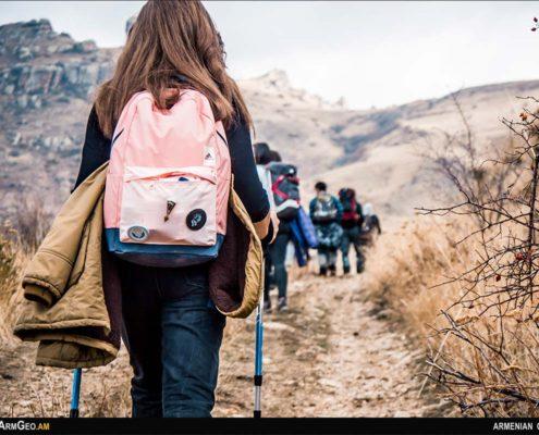 Դրախտիսար լեռ / Արշավներ Հայաստանում