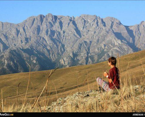Կուսանաց լեռ / Արցախի լեռներ