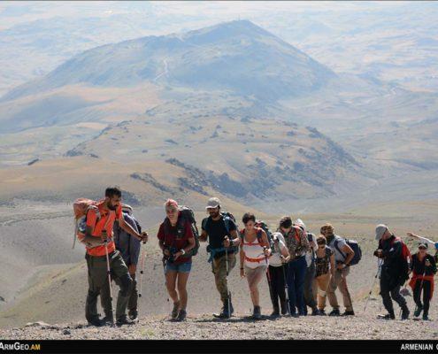 Վերելք Սիփան լեռ