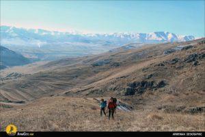 Հայաստանի լեռները / Արշավներ Հայաստանում
