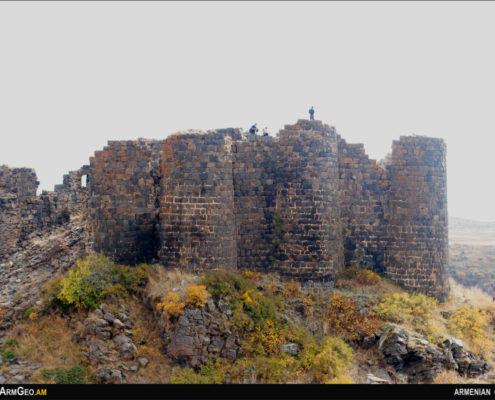 Ամբերդ (Անբերդ) ամրոց - համալիր