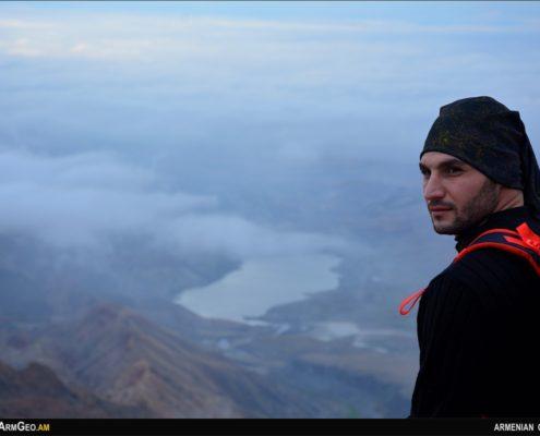 Երանոսի լեռներ