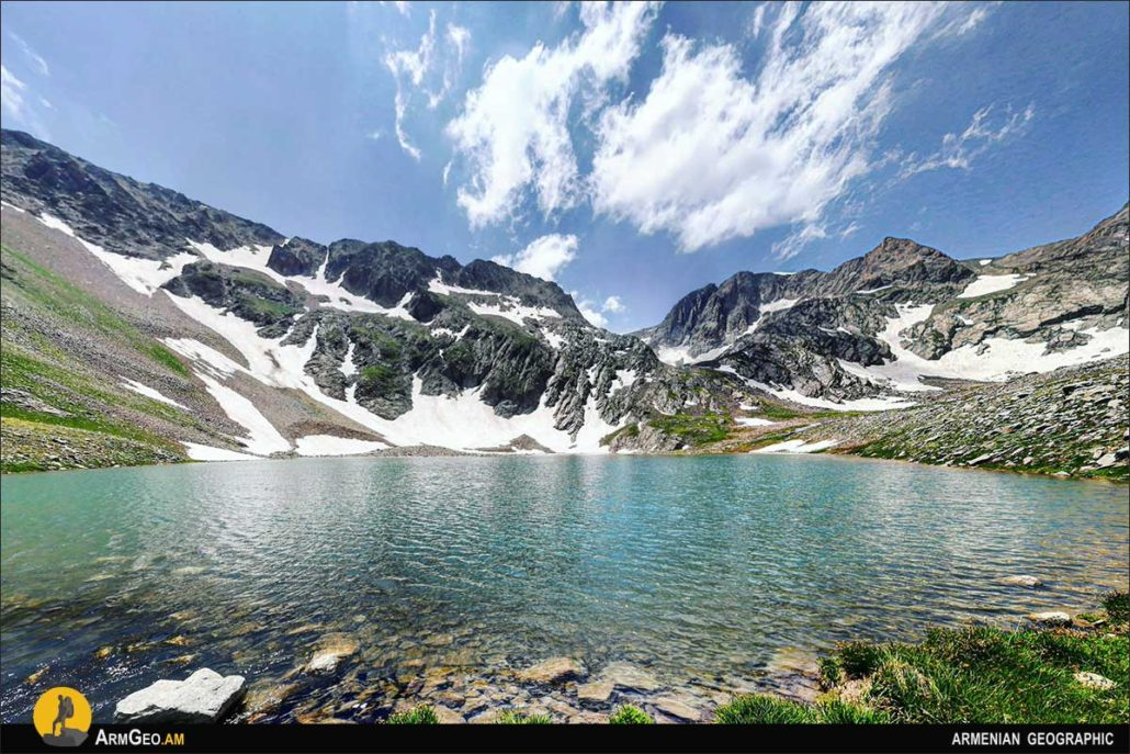 Озеро Цаккар